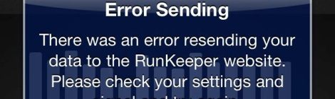RunKeeper Free screenshot